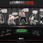 eJamming; collaborative jamming anytime, anywhere