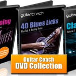Guitar Riffs. Blues Licks. Easy Soloing. The Guitar Coach DVD Collection Offer.