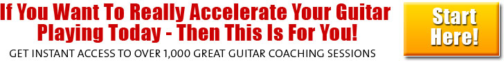 Free Guitar Training Videos