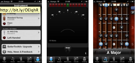 App Of The Month: Guitar Toolkit