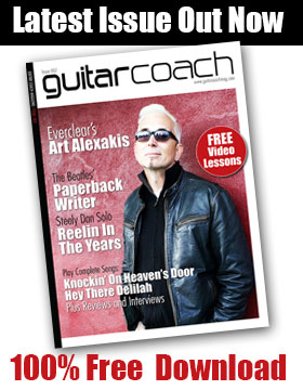 Guitar Coach Magazine