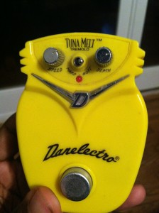 Affordable Gear: The Danelectro Tuna Melt Tremolo Pedal