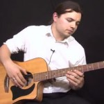 Harrison Marsh Acoustic Fingerstyle. Hands At My Back