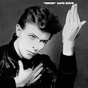 David Bowie heroes easy guitar lesson