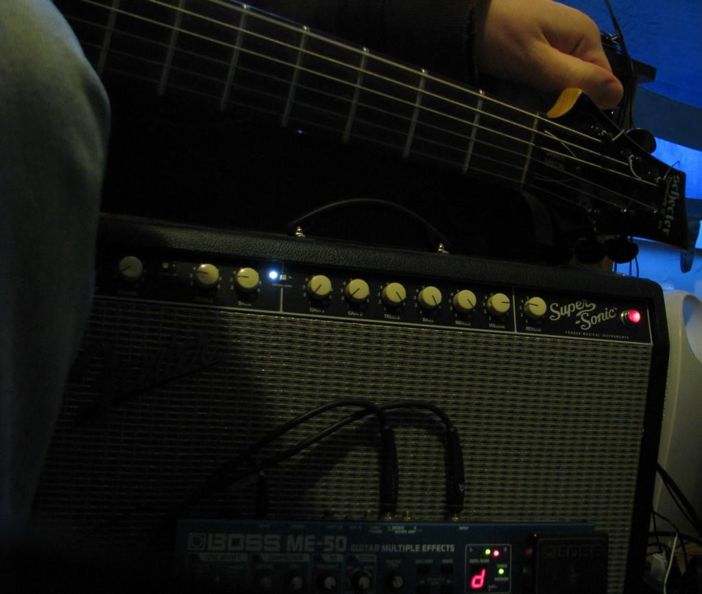 Using Dropped Guitar Tunings