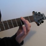 How to Play Easy Power Chords by Barring