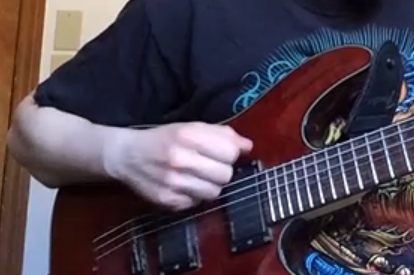 Where to Rest Your Strumming Arm