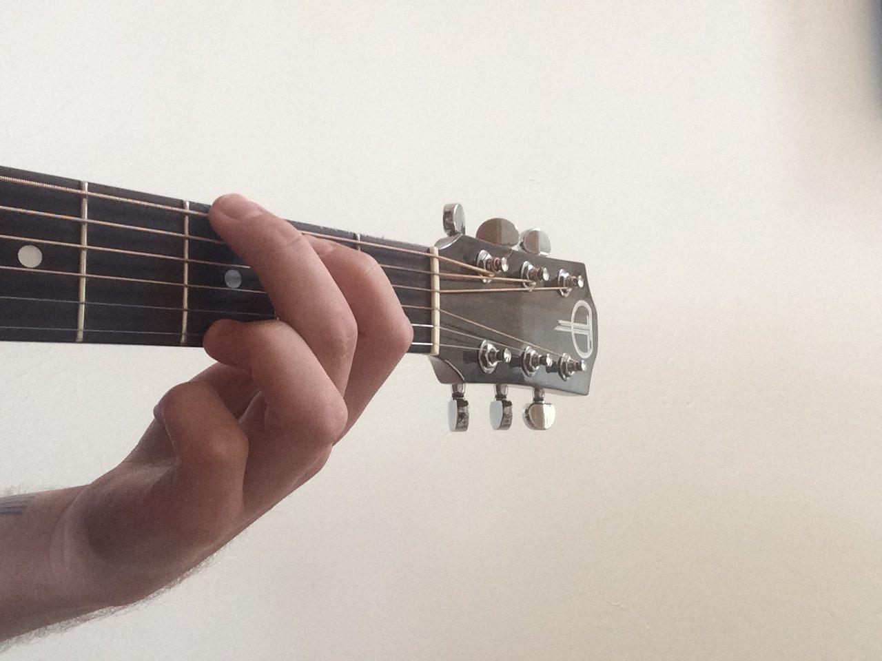 Easy Guitar Chords For Beginners Guitar Coach