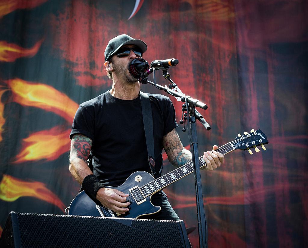 Godsmack Frontman Sully Erna