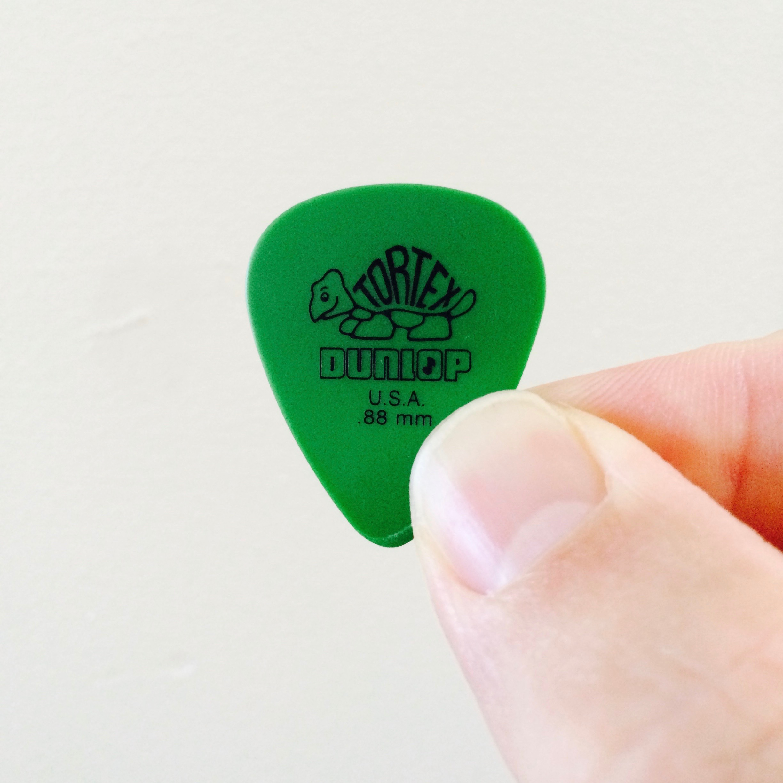 A Guitar Pick