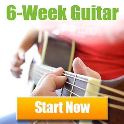 Free Guitar Lessons. 6-Week Guitar