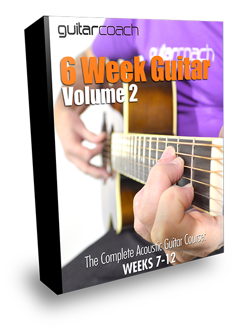 6-Week Guitar Volume 1