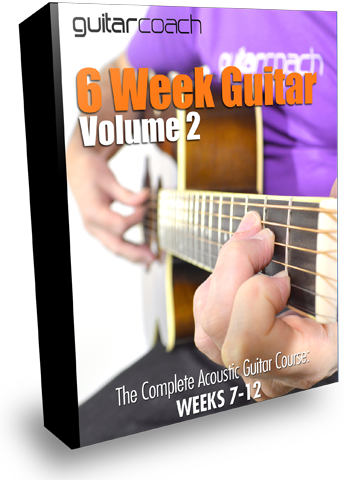6-Week Guitar Volume 2