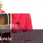 Heroes. David Bowie. Easy Guitar Songs