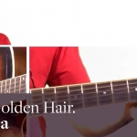 Sister Golden Hair. America. Easy Guitar Songs