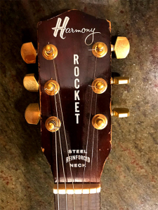 Harmony Rocket Vintage Guitars