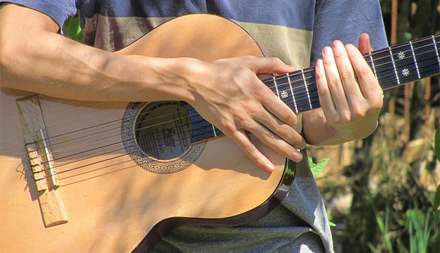 Guitar Finger Dexterity