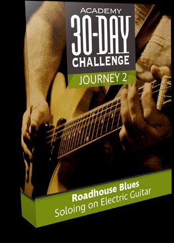 30dc journey 2 Roadhouse Blues