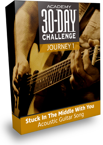 30-Day Challenge Journey 1