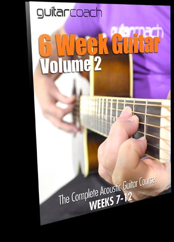 6-Week Guitar Volume 2