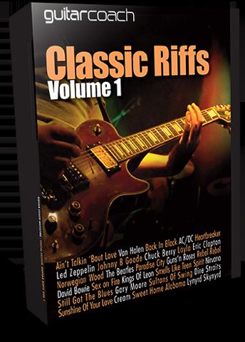 Classic Riffs 1