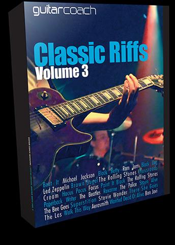 Classic Riffs 3